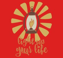 Light Up Your Life One Piece - Short Sleeve