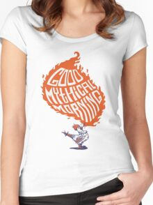 Good Mythical Morning Women's Fitted Scoop T-Shirt