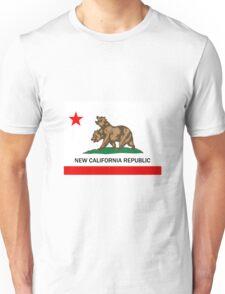 New California Republic  Unisex T-Shirt
