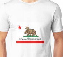 New California Republic flag Unisex T-Shirt