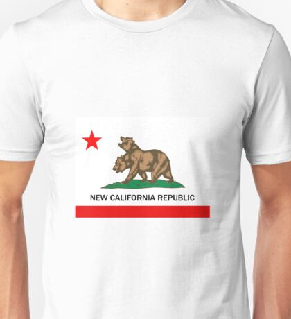 New California Republic  Unisex T-Shirt