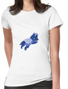 Barry the Raccscoone! Womens Fitted T-Shirt