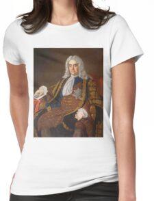 Robert Walpole-3 Womens Fitted T-Shirt
