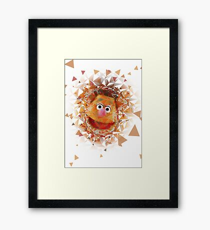 Fozzie Bear Framed Print