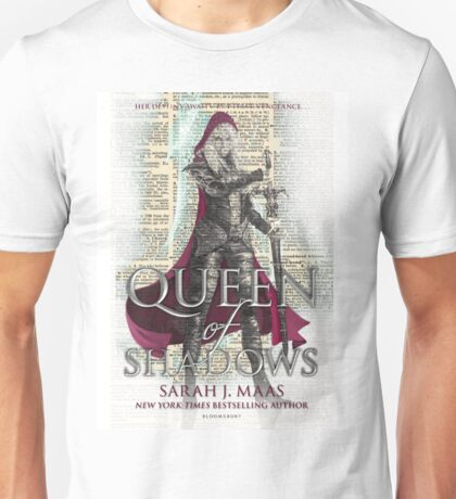 Queen of Shadows Unisex T-Shirt