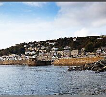 """Sun up in Mousehole in late September"" by Malcolm Chant"