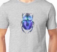 Trypocopris vernalis transparent ground Unisex T-Shirt