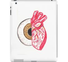 Eye/Heart iPad Case/Skin