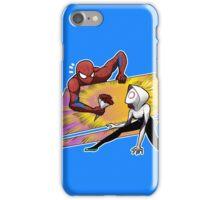 Peter & Gwen iPhone Case/Skin