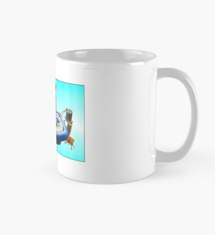 Child's Toy Boat RC conversion Mug