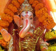 Jai Ganesha by Nandika-Dutt