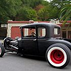 1930 Ford 'Fifties Style' Hot Rod Coupe by DaveKoontz