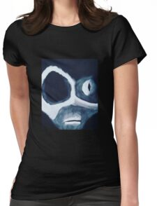 In Darkness Womens Fitted T-Shirt
