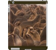 Surrounded by fur iPad Case/Skin