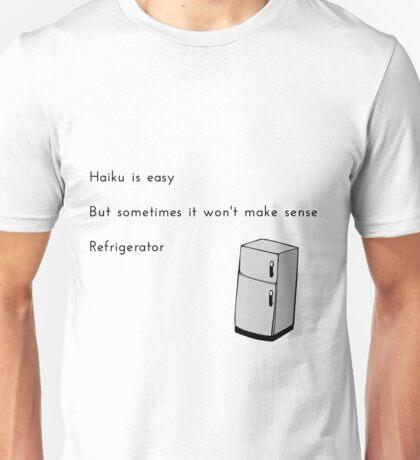 Haiku Senryu Unisex T-Shirt