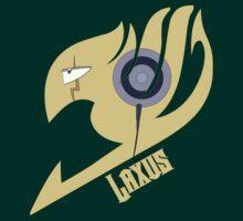 Fairy Tail Logo Laxus by Gatsumi