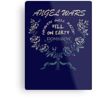 Angel Wars Metal Print