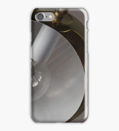 dumb lamp iPhone Case/Skin