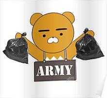 BTS TRASH Poster