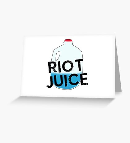 It's Always Sunny in Philidelphia- RiOT JUiCE Greeting Card