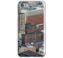Cincinnati City Buldings iPhone Case/Skin