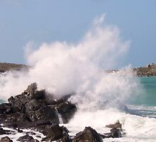 Coastal scene on guernsey,  Channel Islands by chris2766