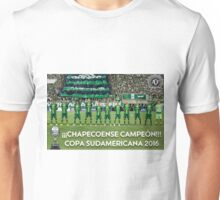 Chapecoense Champeon Unisex T-Shirt