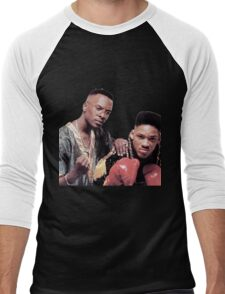 Will & Jazz - Fresh Prince of Bel-Air Men's Baseball ¾ T-Shirt