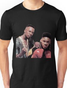 Will & Jazz - Fresh Prince of Bel-Air Unisex T-Shirt