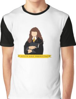 Study Like Hermione Graphic T-Shirt