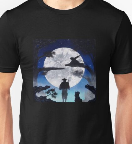 Life of Jubei (Ninja Scroll) Unisex T-Shirt