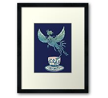 Phoenix Tea Framed Print