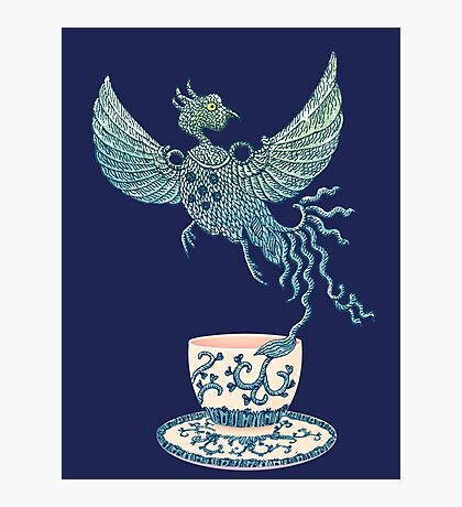 Phoenix Tea Photographic Print
