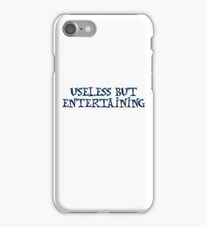 Useless but entertaining iPhone Case/Skin