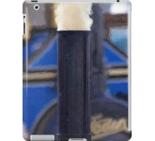 Traction engine close up collection 1 iPad Case/Skin