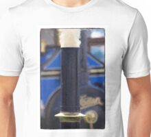 Traction engine close up collection 1 Unisex T-Shirt