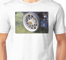 Traction engine close up collection 2 Unisex T-Shirt