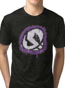 Team Skull Tri-blend T-Shirt