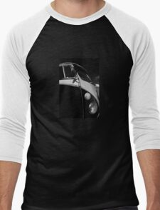 VW Split Screen camper / bus Men's Baseball ¾ T-Shirt