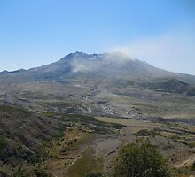 Mt St Helens by farmywife