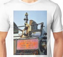 Traction engine close up collection 5  Unisex T-Shirt