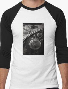 VW Type 2 Split Screen camper / bus Men's Baseball ¾ T-Shirt