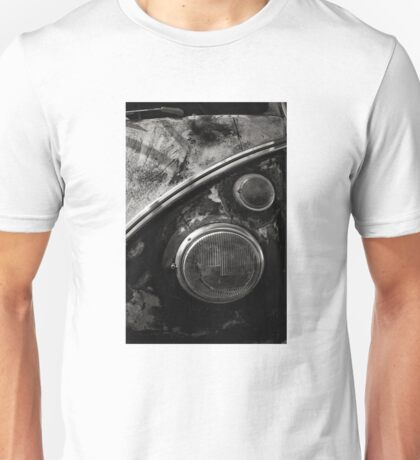 VW Type 2 Split Screen camper / bus Unisex T-Shirt