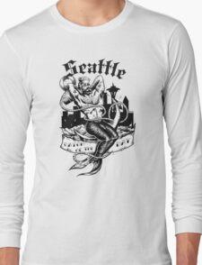 Seattle Merman  T-Shirt