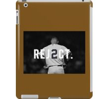REJ2CT iPad Case/Skin
