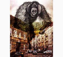 gorilla in the city Unisex T-Shirt