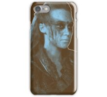Lexa darkish iPhone Case/Skin