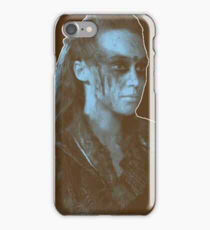Lexa darkish iPhone Case/Skin