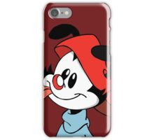 Wakko iPhone Case/Skin
