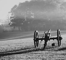 Historical Civil War Cannon by Kimberose